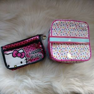 2 Hello Kitty bags